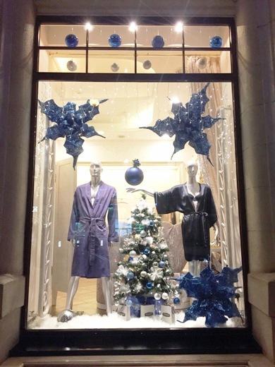 12028129 В Одессе выбрали самую красивую новогоднюю витрину